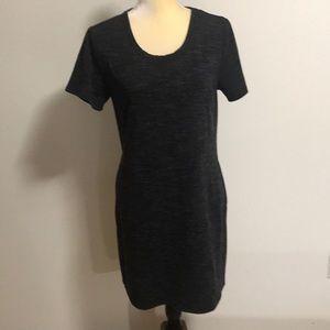 32 Degrees Cool Heathered Grey Dress